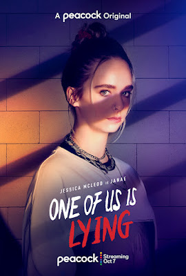 One Of Us Is Lying Series Poster 6