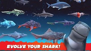 Hungry Shark Evolution v 7.8.0 MOD APK (MEGA MOD)