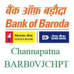 Vijaya Baroda Bank Channapatna Branch New IFSC, MICR