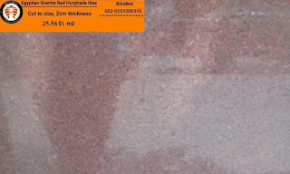 Egyptian  Granite red hurghada