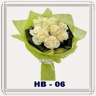 Bunga Tangan Hari Kasih Sayang