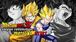 New!! Dragon ball MOD Saiyan Revolution [Para Android E Pc PPSSPP]+DOWNLOAD 2020