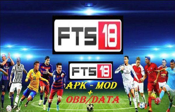 FTS 18 - أول لمسة لكرة القدم 2018 APK لعبة Mod Mod Download