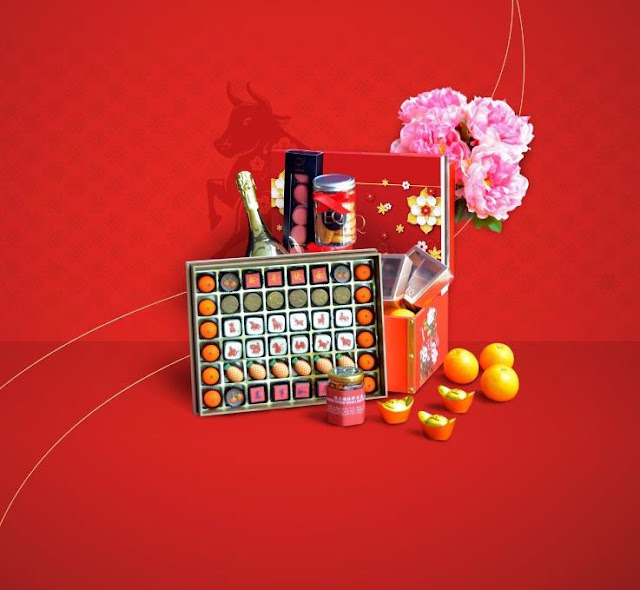 Gift hampers EQ CNY 2021