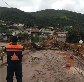 Nas últimas 24 horas, chuva fez mais cinco vítimas no estado