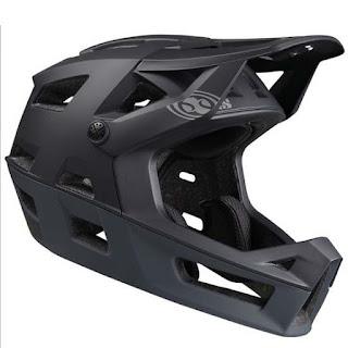 IXS Trigger Fullface DH Downhill Mountain Bike MTB Helmet