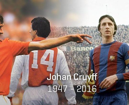 813bd7a946 El Dream Team acaba d arribar a l eternitat. Johan Cruyff ha mort a causa  del càncer de pulmó que se li va detectar fa uns mesos. Un dels grans mites  del ...