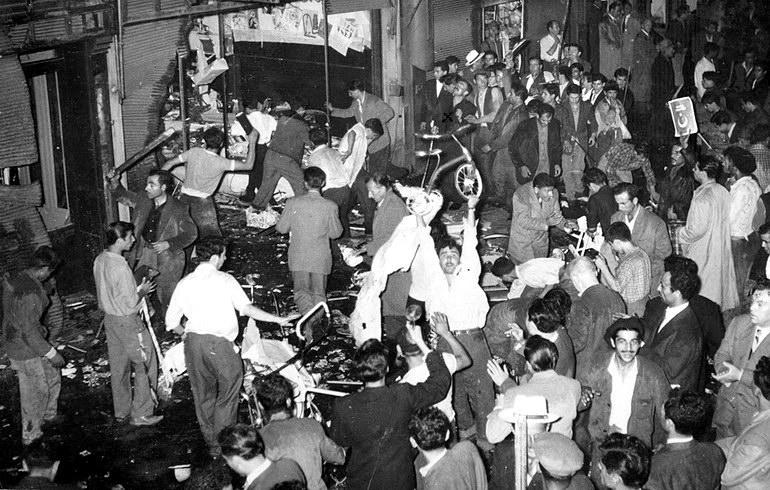 Σεπτεμβριανά 1955: Το φονικό πογκρόμ στον Ελληνισμό της Κωνσταντινούπολης