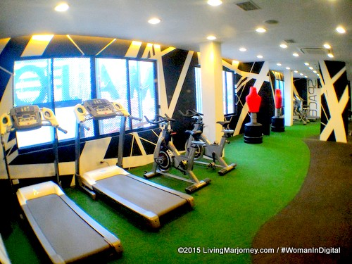 Fit Space Gym at Space EDSA
