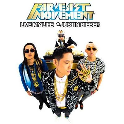 Far East Movement - Live My Life (feat. Justin Bieber) Lyrics