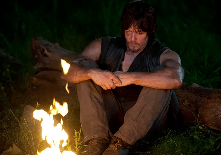 The Walking Dead 4x10 - Inmates - fotos promocionales - Daryl