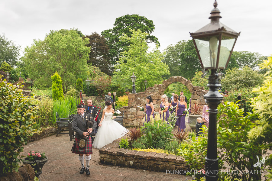 Dumfries & Galloway Castle Wedding