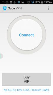 Cara Mengakses Reddit melalui Ponsel HP Suver VpN Connect