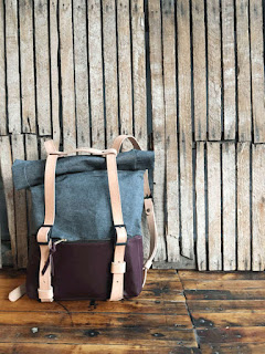 leather backpack from Awlsnap