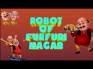 Motu patlu: Motu Patlu Robot of furfuri nagar Episode Cartoon video Watch And download