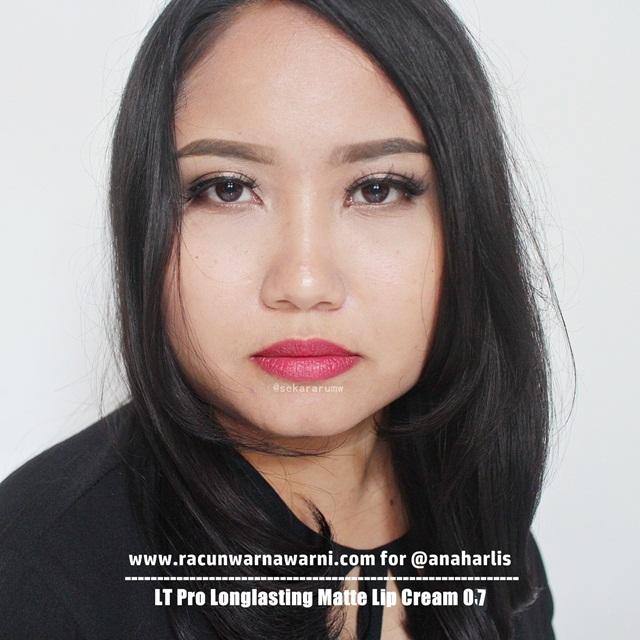 LT Pro Longlasting Matte Lip Cream 07