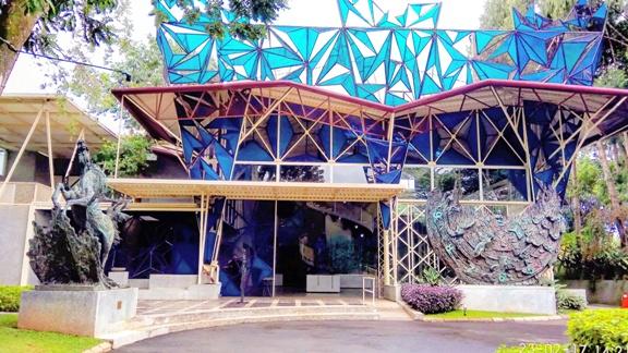 Museum NuArt Sculpture Park yang Ikonik