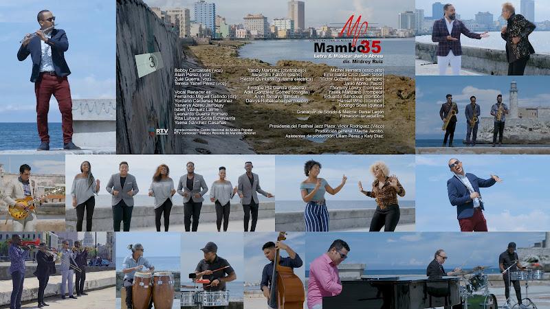 Janio Abreu & Varios Artistas - ¨Mambo 35¨ - Videoclip - Directora: Mildrey Ruiz. Portal Del Vídeo Clip Cubano