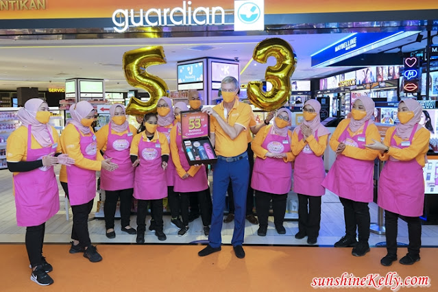 Guardian Malaysia, Guardian KLCC Suria, New Concept Store, Guardian 53 Anniversary, Guardian FIT & FAB Challenge, Lifestyle