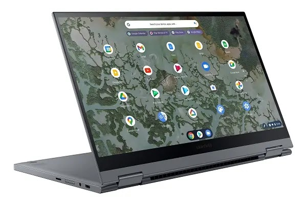 El Galaxy Chromebook 2 de Samsung es el primero con pantalla QLED del mundo