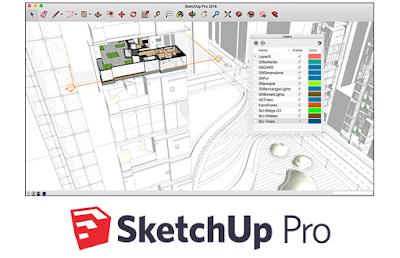SketchUp Pro 2020 v20.0.363 + Crack download