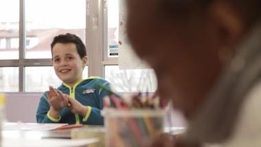 La historia de Ilías, una historia de éxito escolar
