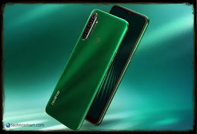 Realme 5i To Go On Sale In India: Quad Rear Cameras, 5000mAh Battery - Price & Specifications