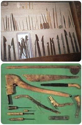 Ancient Egypt Tools and Technology