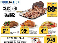 Food Lion Weekly Ad - Food Lion Circular Preview 9/15/21