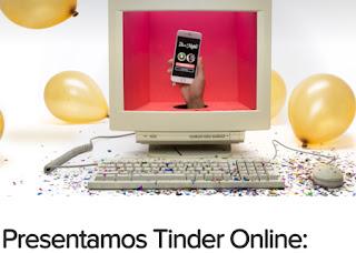Iniciar Sesion en Tinder desde la Web (en tu computador)