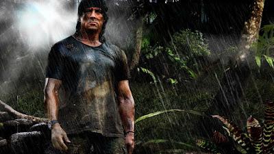 Abril na Amazon Prime Video - Rambo IV