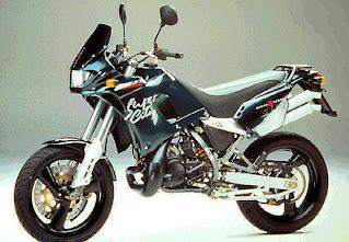 Cagiva Supercity 125