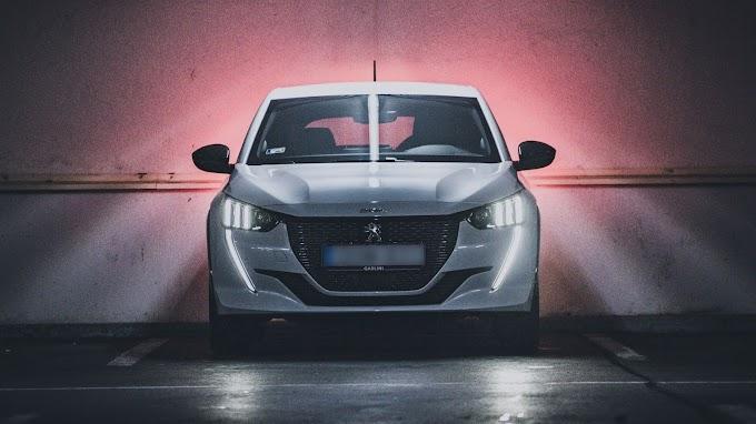 Plano de Fundo para PC Carro Peugeot 208