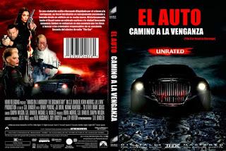 EL AUTO : CAMINO A LA VENGANZA - THE CAR : ROAD TO REVENGE