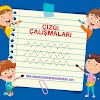 Çizgi Çalışmaları 1.Sınıf,Okul Öncesi Uyum Haftası Etkinlikleri
