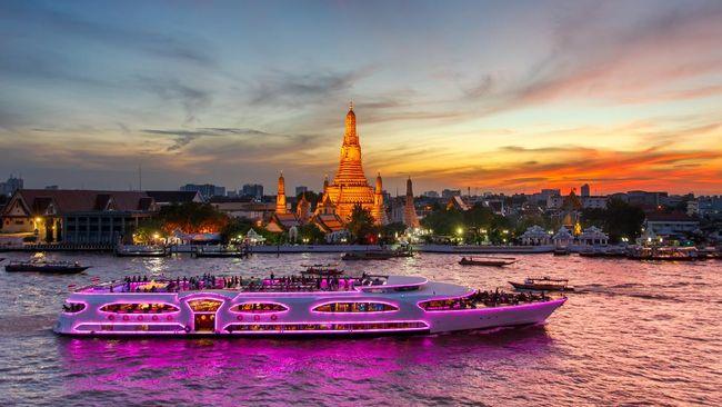 Beberapa Hal yang Jangan Pernah Anda Lakukan di Thailand