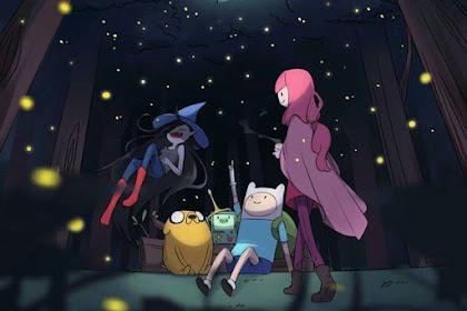 6 Fakta Unik Adventure Time Dan Akan Rilis Season Baru