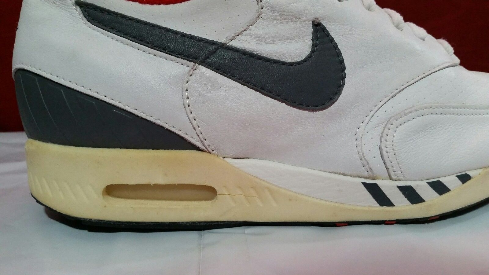 new arrival 47853 e8480 A beautiful CW of the Nike Air Walker popped up on ebay. Another great  example of sneaker evolution.