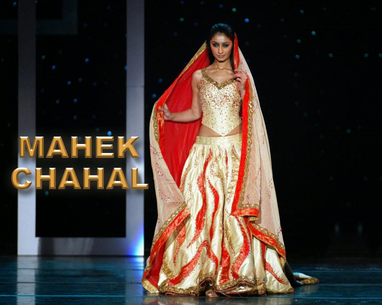 Video mahek chahal porn