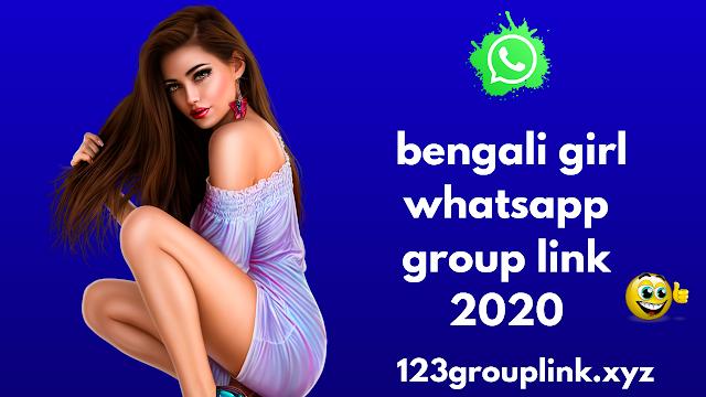 Join 301+ bengali girl whatsapp group link