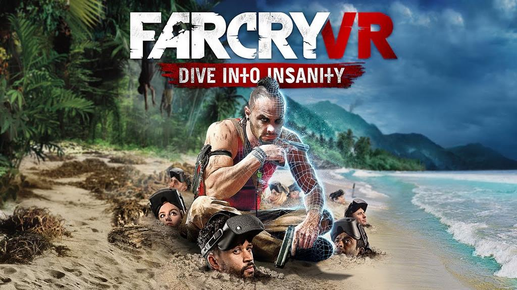 Far Cry VR: Dive Into Insanity Coming In 2021