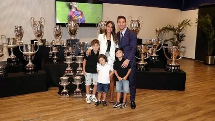 Antonela's message to Messi: What doesn't kill us makes us stronger