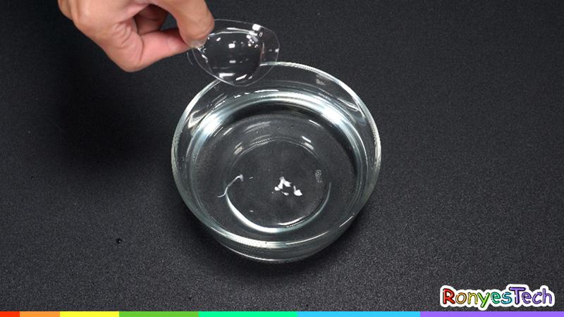 Water Drop Magnifier