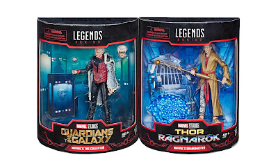 San Diego Comic-Con 2019 Exclusive Marvel Cinematic Universe The Elders of the Universe Marvel Legends Box Set by Hasbro