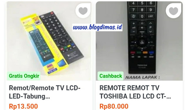 Daftar Lengkap Kode Remot TV Toshiba Beserta Panduan Penggunaan