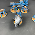 What's On Your Table: Board Game Scythe Miniatures