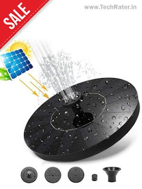 Floating Solar Fountain Water Pump for home outdoor