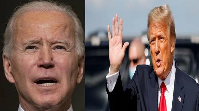 US President Biden Appeals to Democrat Leaders Keep small Trial of Impeachment Against Trump