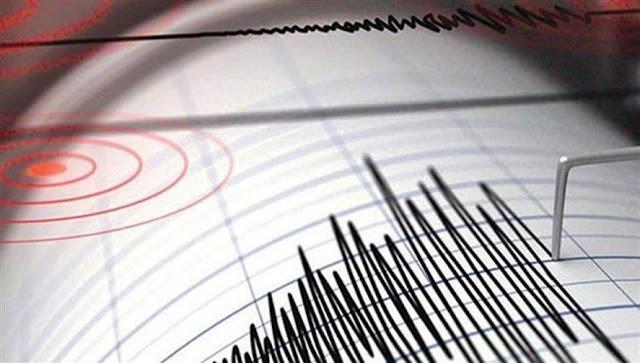 زلزال على بعد 86 كم شرق مدينة الغردقة بقوة 5.2 ريختر