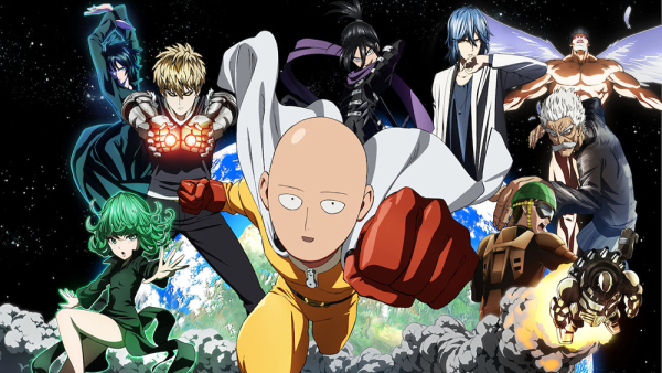 SONY Akan Menggarap One Punch Man Live-Action